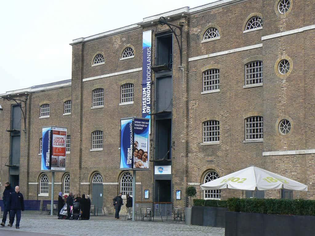 Museum of London Docklands