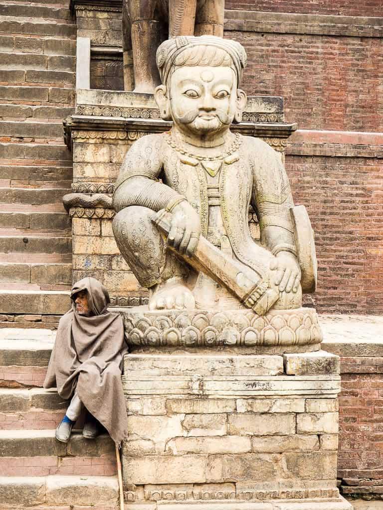 Hindu shrines in Nepal