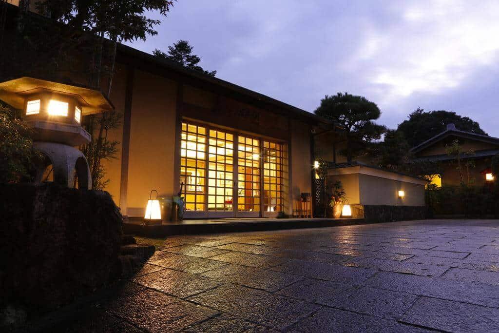 Kotono yado Musashino, Nara, Japan