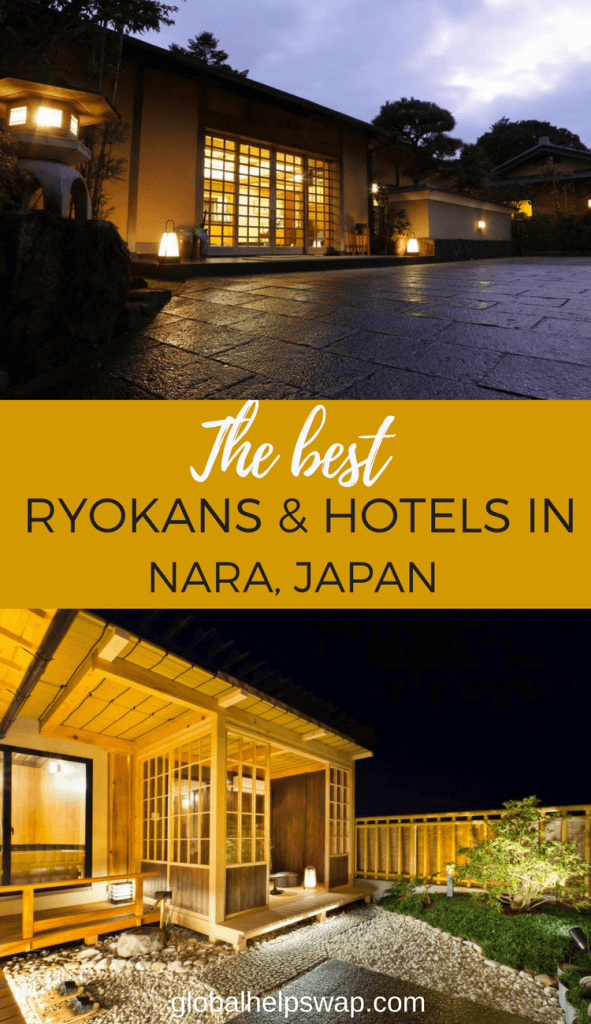 If you are looking for a ryokan or hotel in Nara, Japan then check out our favorites first. Why not stay in a traditional Japanese Inn in Nara!