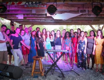 Singing holidays – How I made a dream come true in the Caribbean