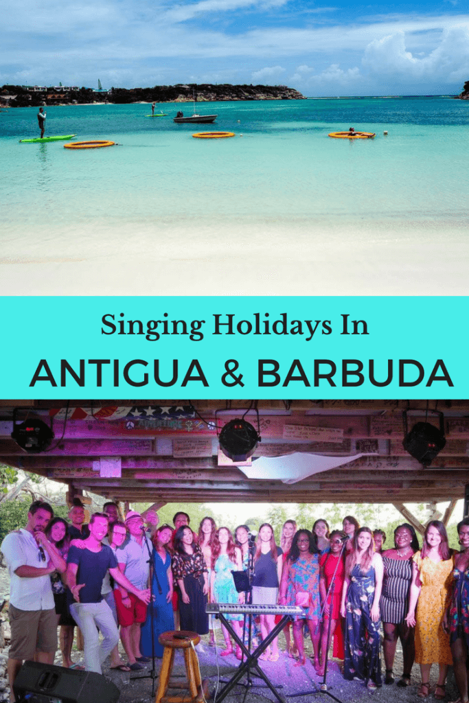 If you are looking for a different activity on your next Caribbean holiday then why not sign up to a singing holiday in Antigua? Yes, they do exist!