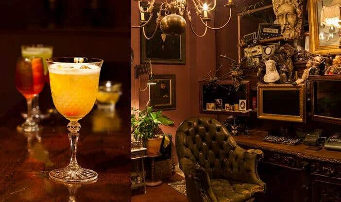 Secret Bars in London | The Natural Philosopher