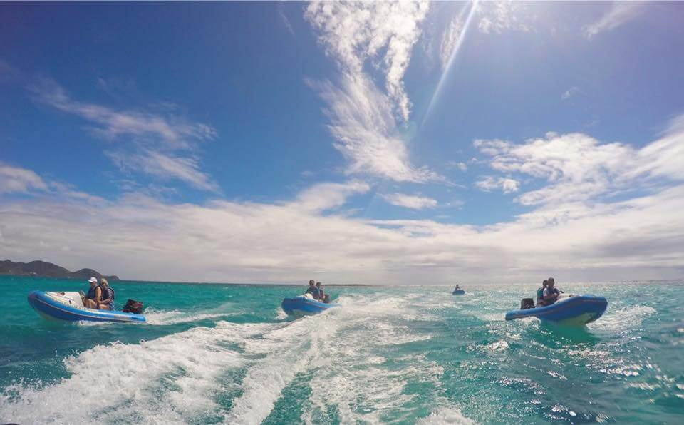 Antigua Reef Riders