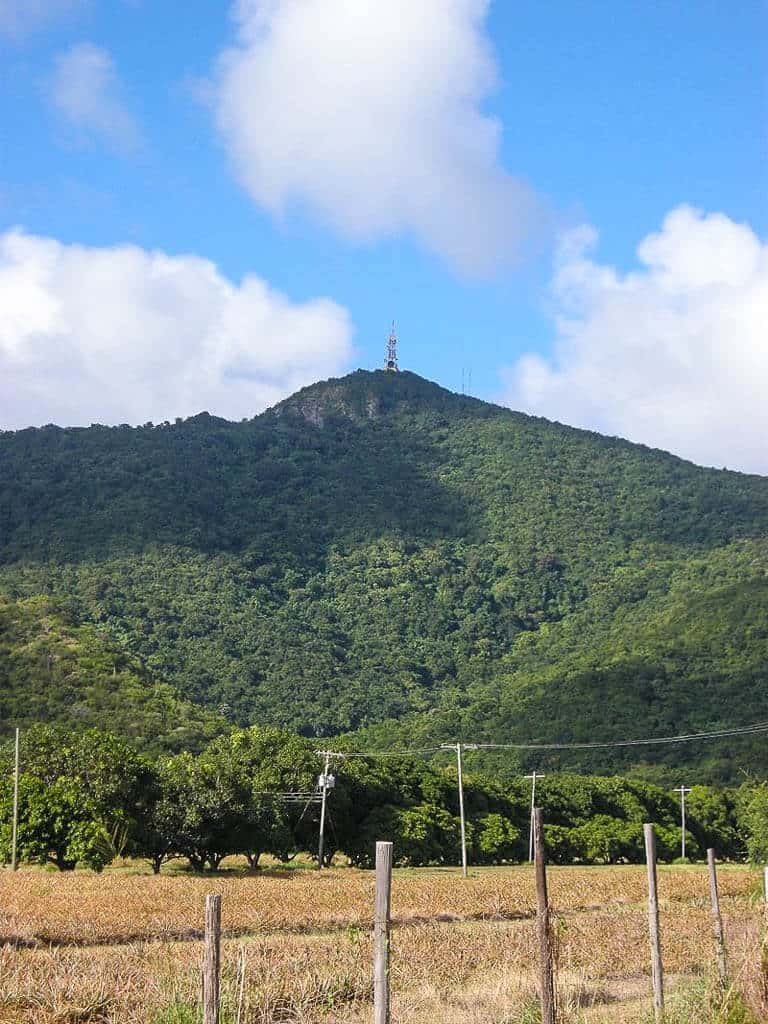 Mount Obama, Antigua