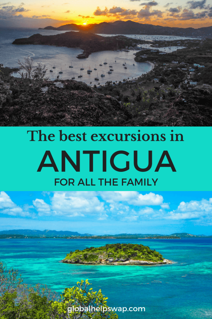 The best excursions in Antigua and Barbuda for all the family. From snorkelling the coral reefs to ziplining over the rainforest there is a day trip for the whole family.