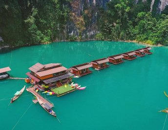 The Best Khao Sok Floating Bungalows On Cheow Lan Lake, Thailand