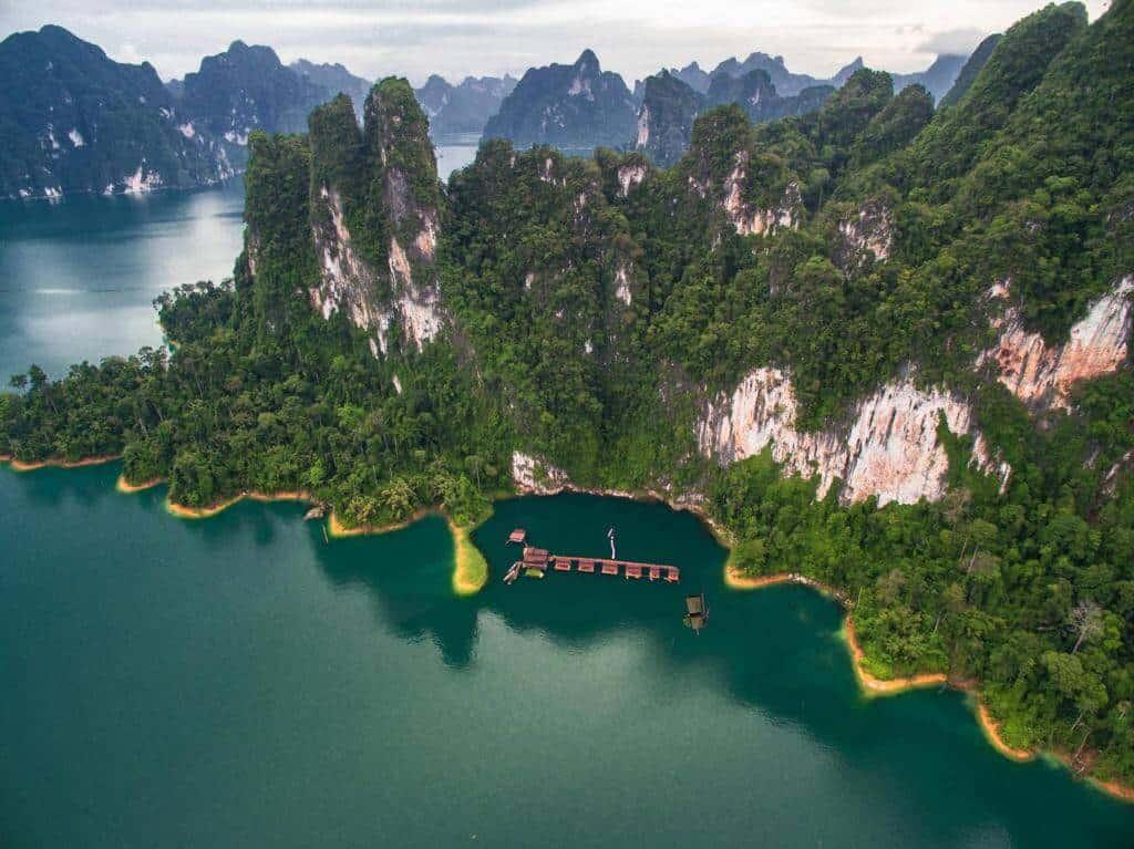 Panvaree The Greenery Resort, Khao Sok, Thailand
