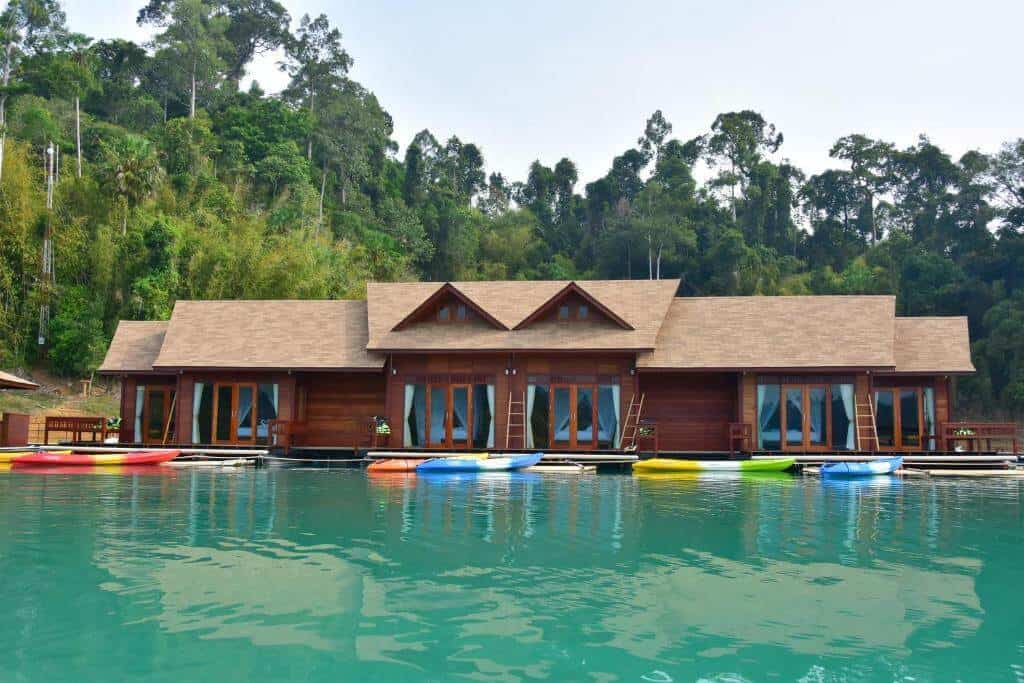 500 Rai Floating Resort, Khao Sok Floating Bungalows
