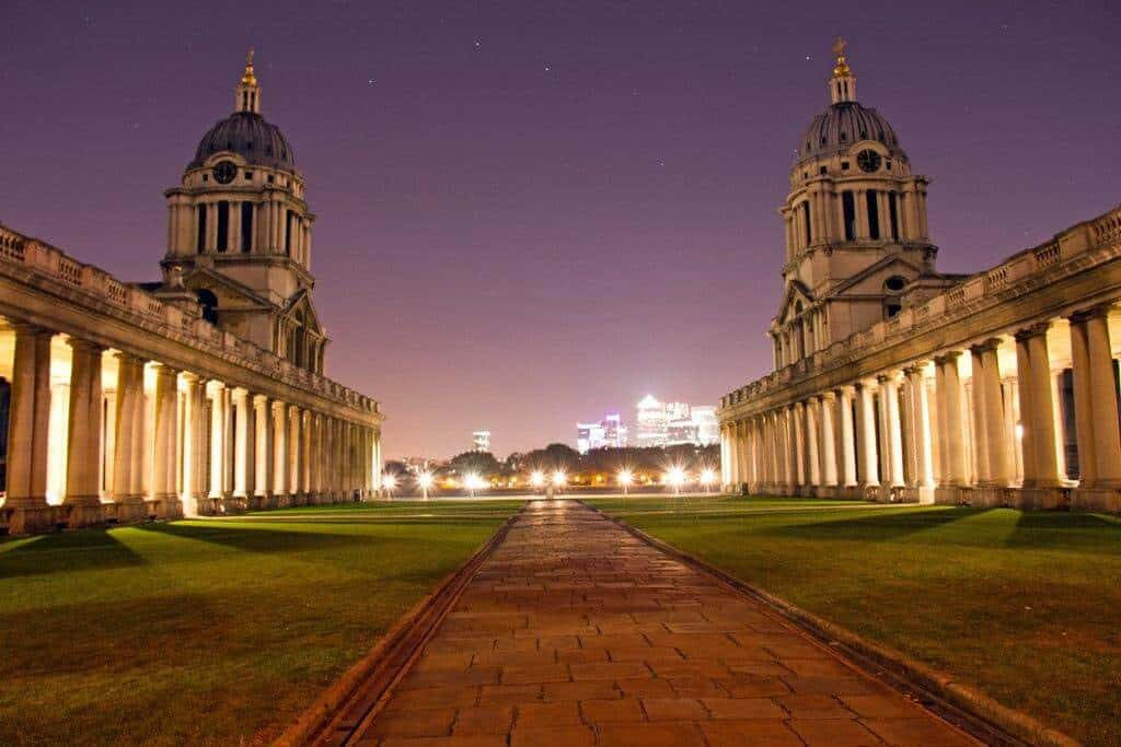 Greenwich Winter Time Festival At The Old Royal Naval College
