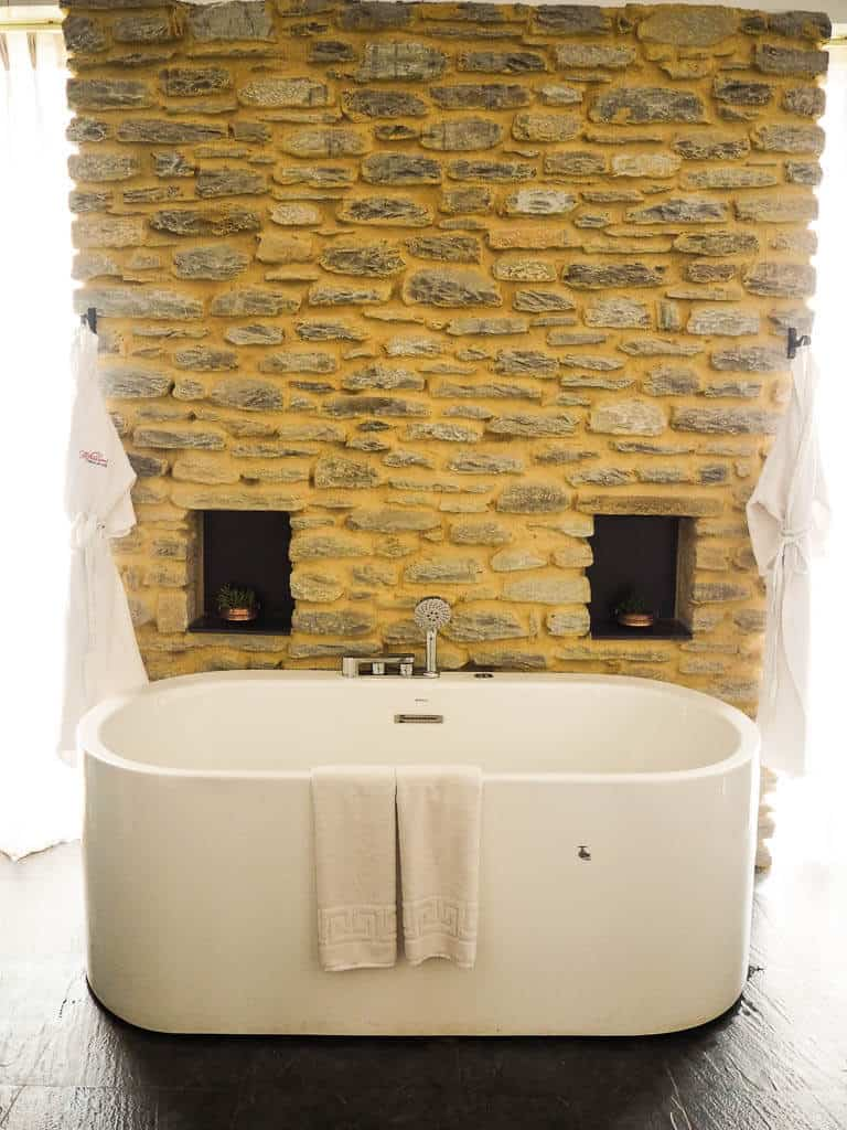 Jacuzzi in the Bathroom at The Pavilions Himalayas