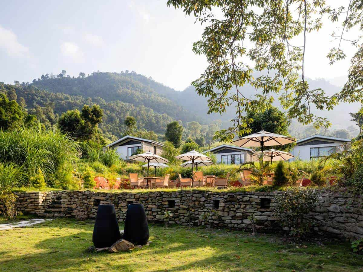 Sustainability at The Pavilions Himalayas