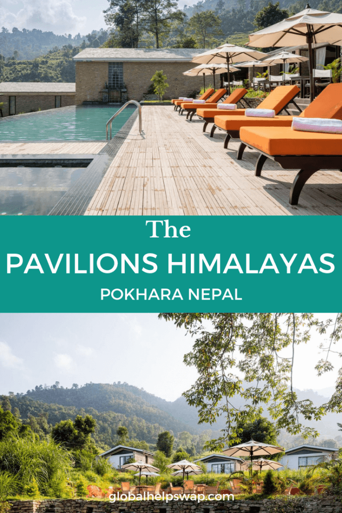 If you have just trekked the Annurphuna Circuit or are in Pokhara we highly recommend a stay at The Pavilions Himalayas. Not only is it a beautiful hotel with amazing staff it is also doing things the right way in terms of the environment and local population. It's Sustainable Luxury at its best.
