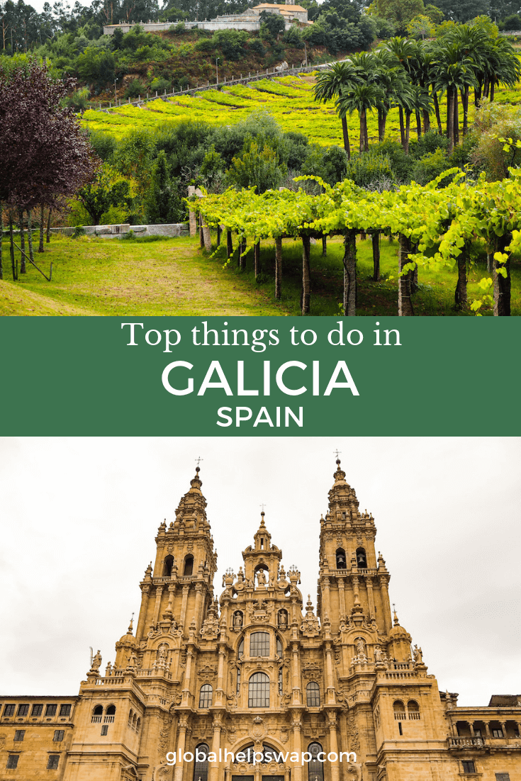 If you are heading to Galicia read our post on the Top Things To Do In Galicia Spain. This 2 day guide covers food, culture, wine & much more.