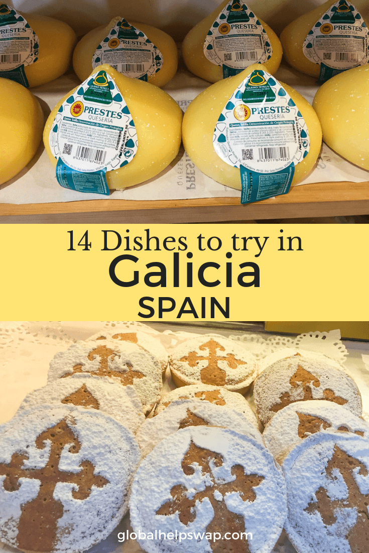 The best of Galician Food from octopus to clams. Pork shoulder to cheese. Find out what to eat when you visit Galicia