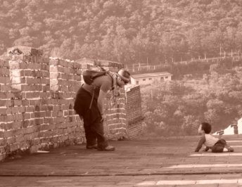 Hiking The Great Wall Of China | Win A Trip To See 7 Wonders Of Your Choice!