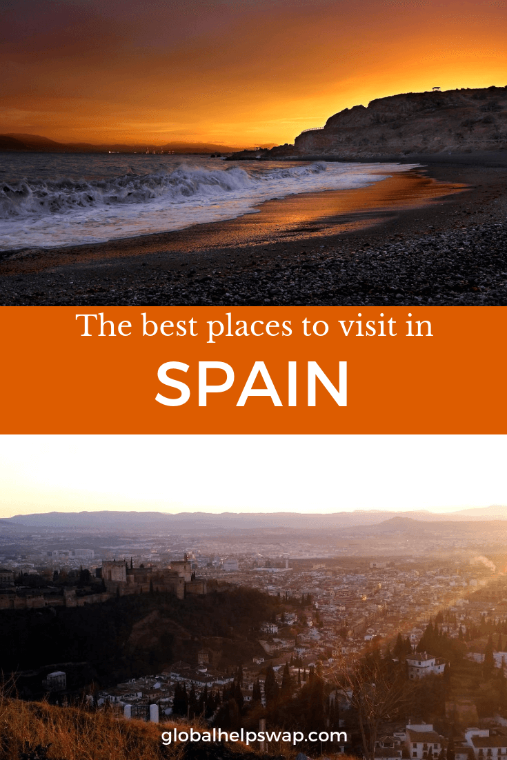 The Best Places To Visit In Spain | Where To Go In Spain. If you are heading to Spain check out our tips on the best places to visit according to top travel bloggers around the world.