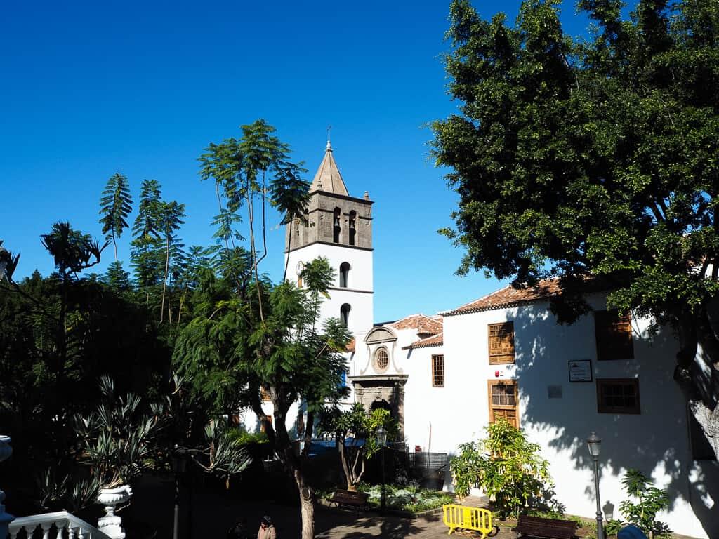 Icod del los vinos Tenerife