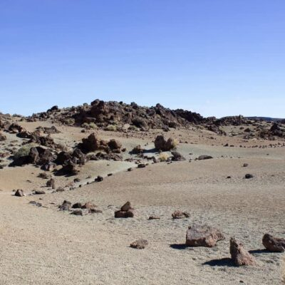 Tiede National Park Tenerife