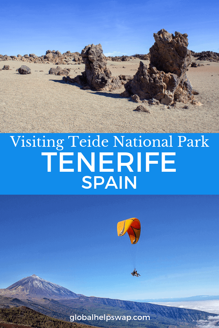 Why You Should Visit Teide National Park When You Visit Tenerife. From volcanoes to paragliding, Teide National Park in Tenerife is one of the best national parks in the world. Read why you should visit it next time you visit this Canary Island.