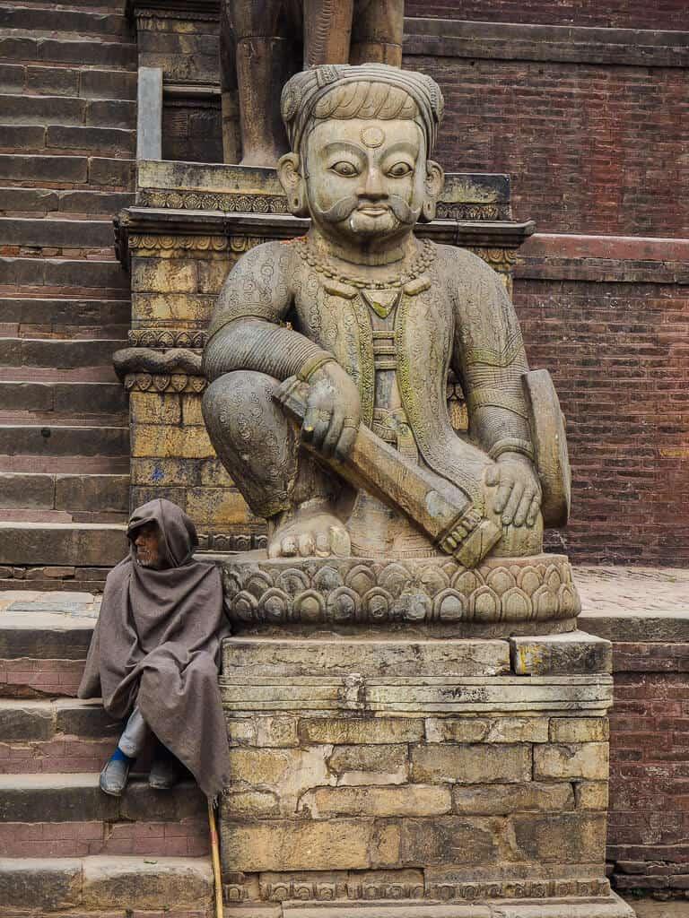 Nyatapola Temple Bhaktapur