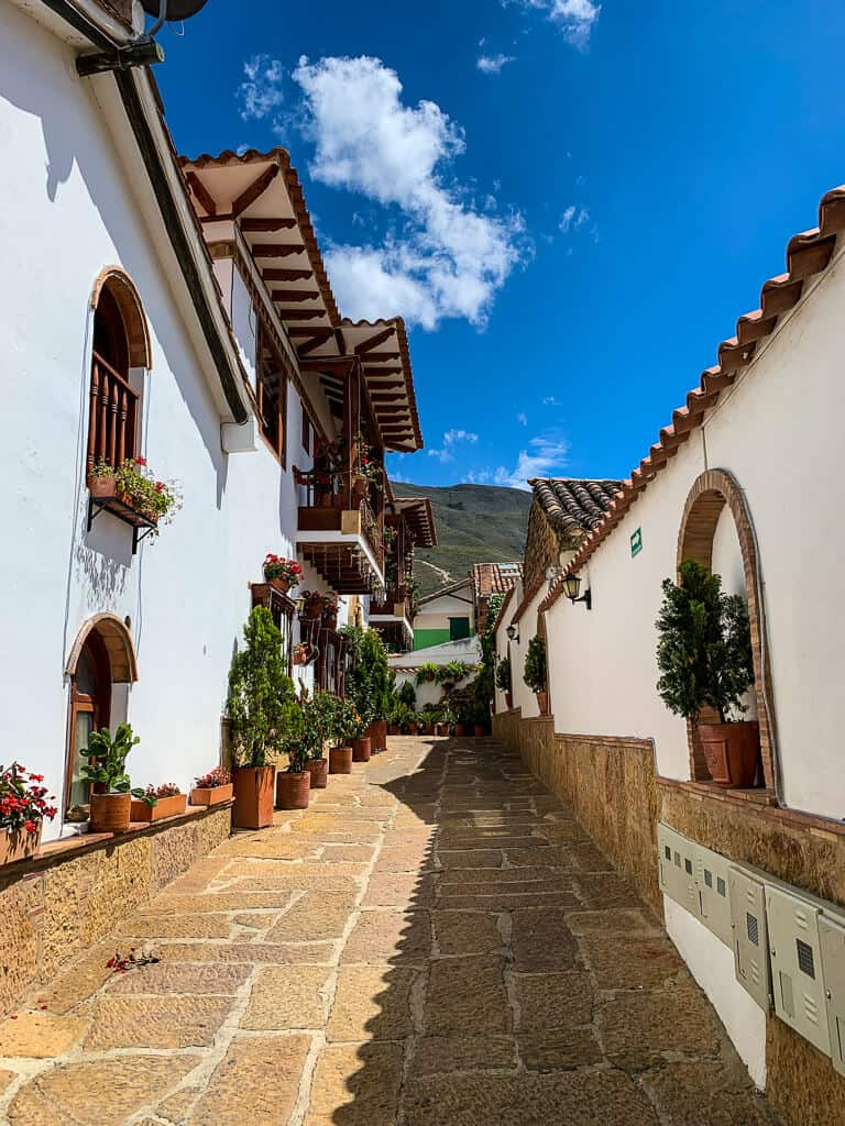 Can I take a day trip from Bogota to Villa de Leyva?