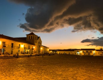 How To Get From Bogota To Villa de Leyva Colombia