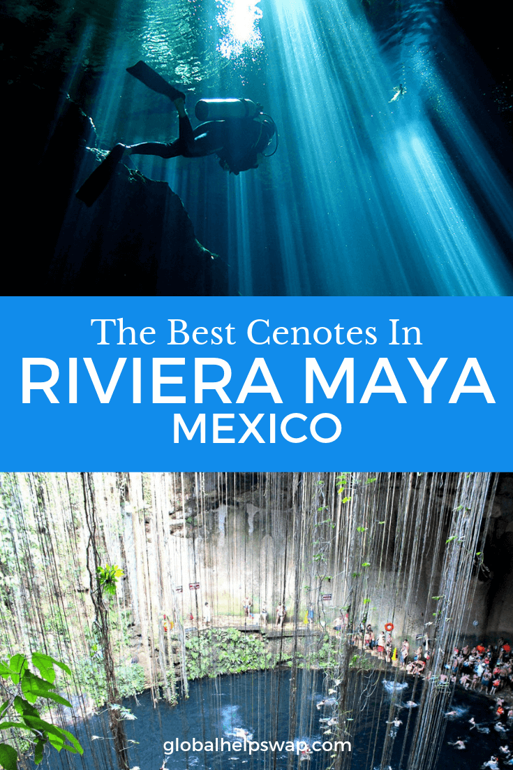 If you are heading to Mexico and the Riviera Maya in particular then you must visit a cenote. These are the best centoes in the Riviera Maya Mexico