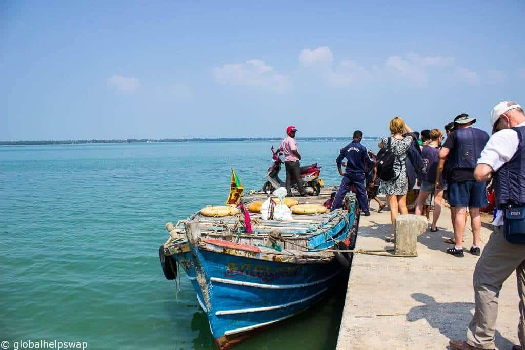 Sri Lanka needs tourists