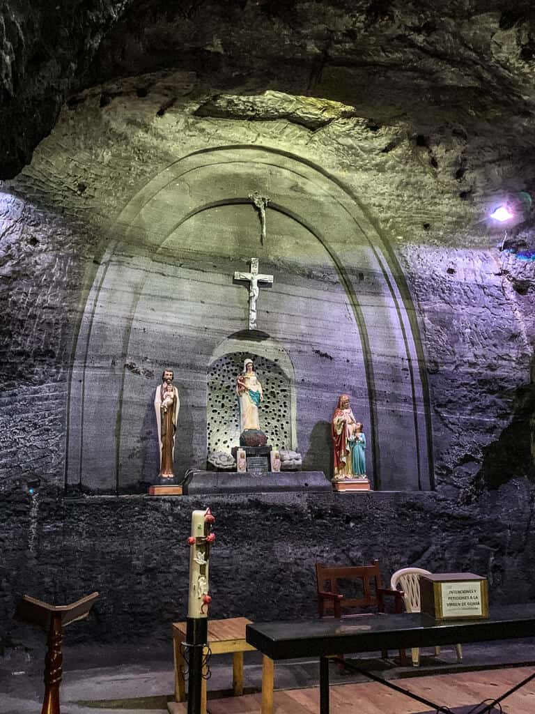 Zipaquira (Salt Cathedral)