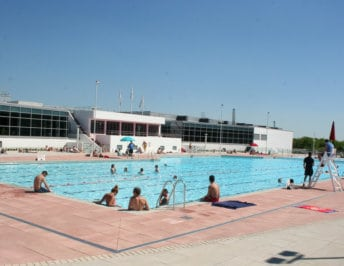 Hillingdon Outdoor Pool