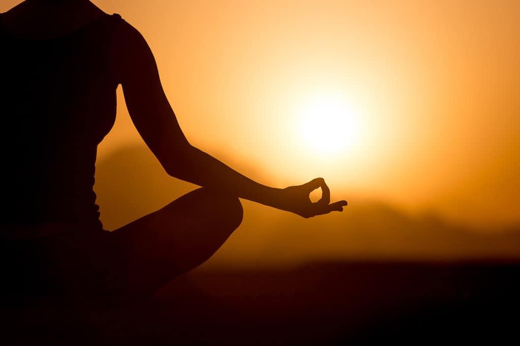 Meditation and Yoga in Pokhara, Nepal