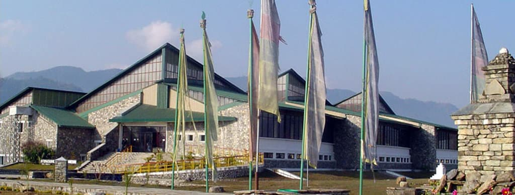 The international mountain museum, Pokhara, Nepal