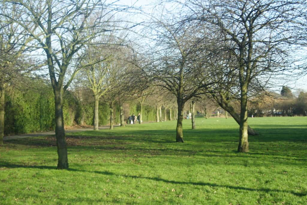 Beckenham Place Park London