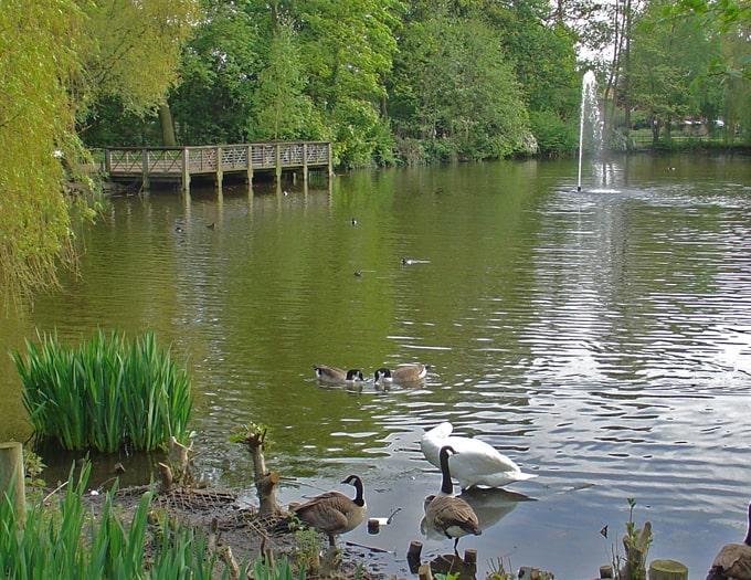 Manor House Gardens London