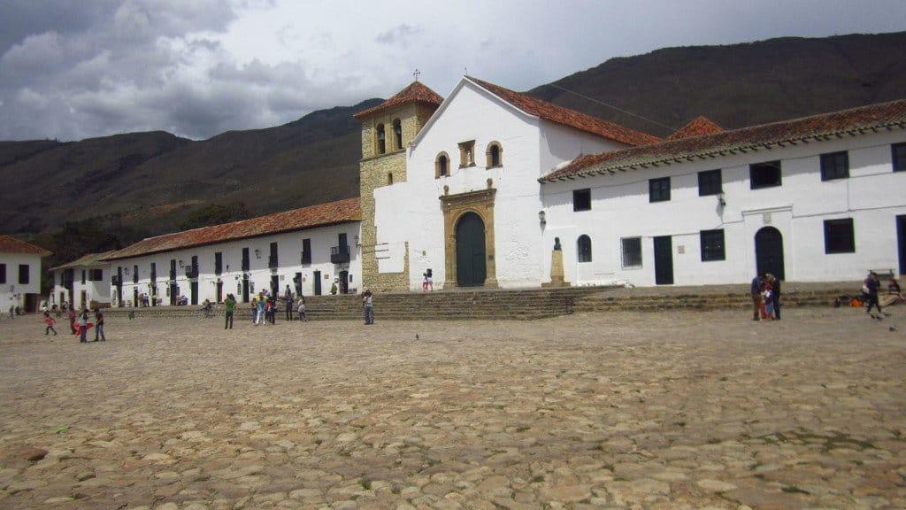 Iglesia Parroquial Villa de Leyva
