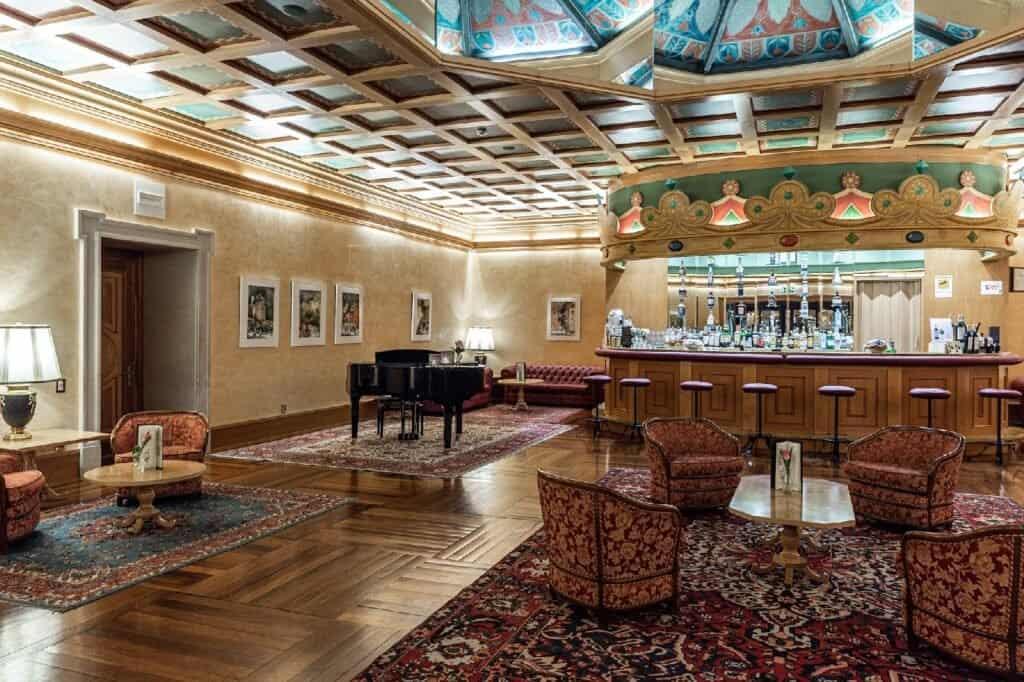 The Grand Hotel Trento