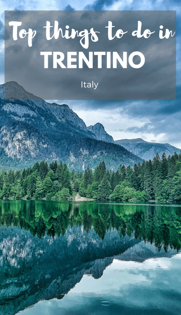 Things to do in Trentino Italy. From mountain biking and whitewater rafting to trekking and swimming in lakes. Trentino is the land of adventure.