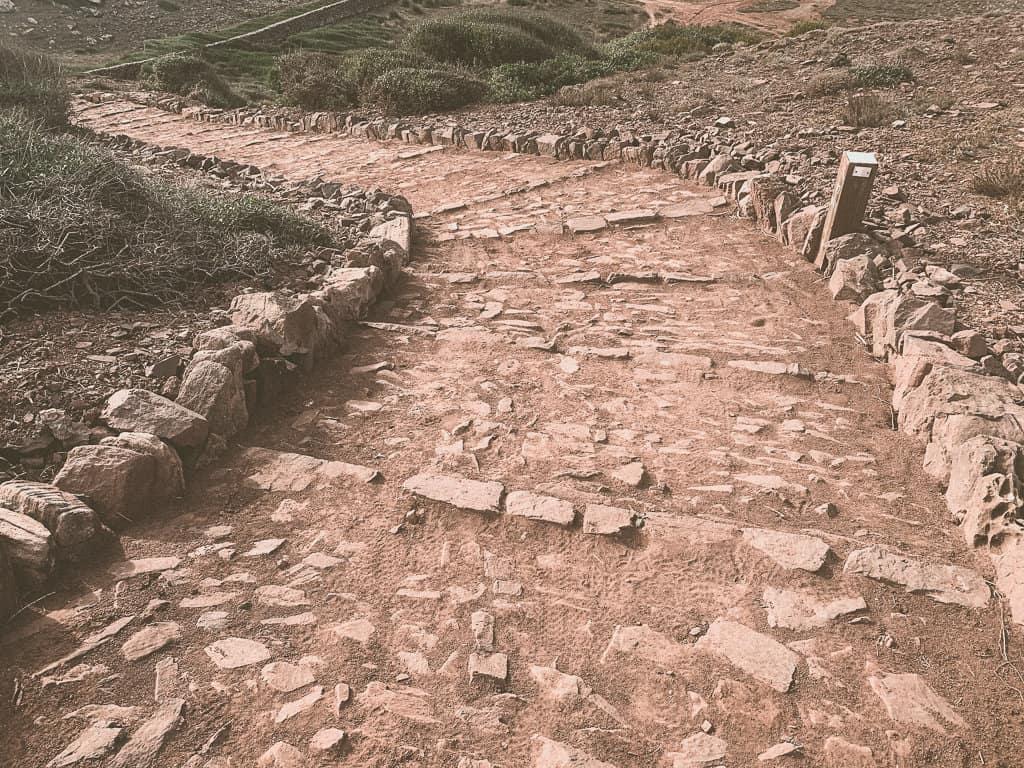 Management and Restoration of Cami de Cavalls