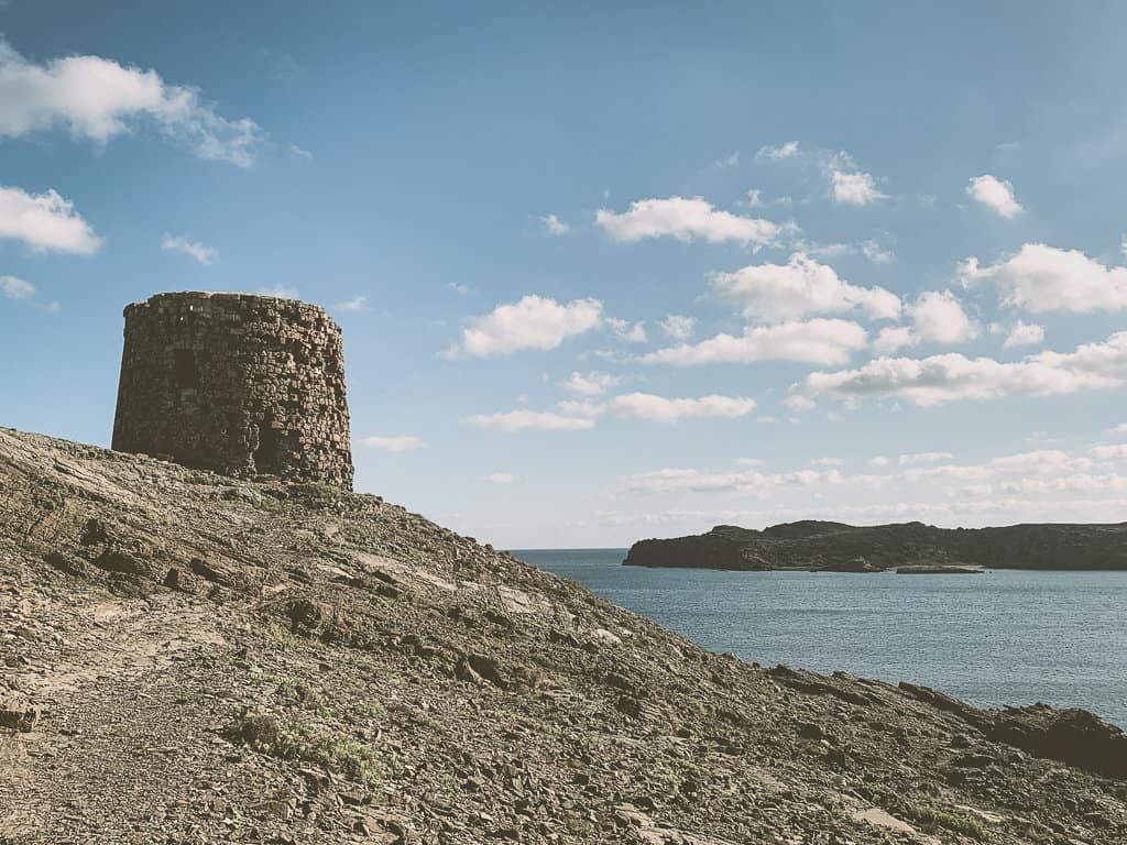 Restorations of the defence towers on Menorca