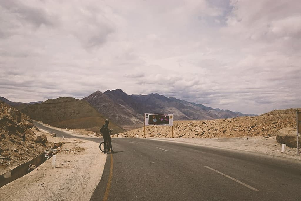 Cycling is a great way to do tours in a sustainable way.