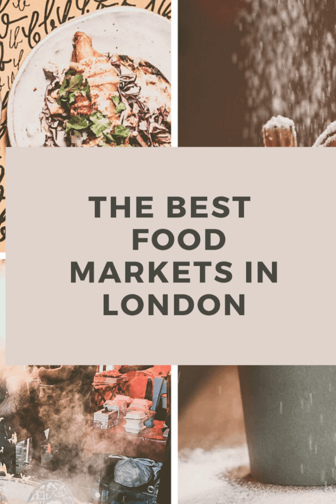Best Food Markets in London