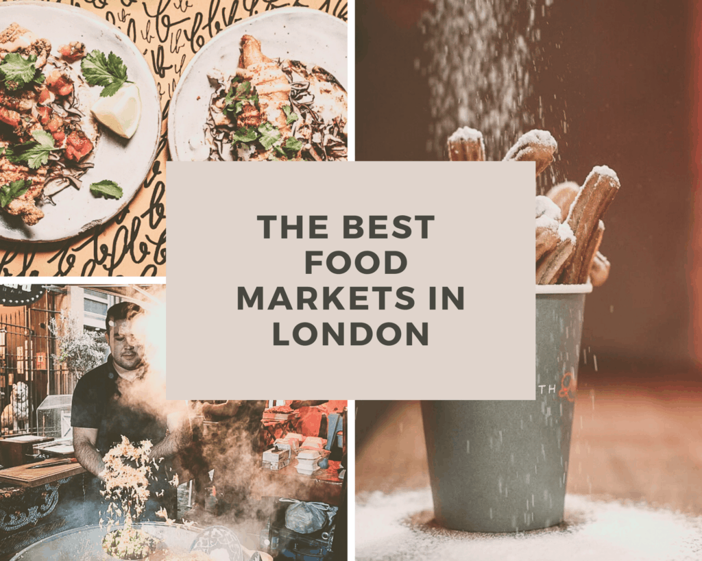 Food Markets in London