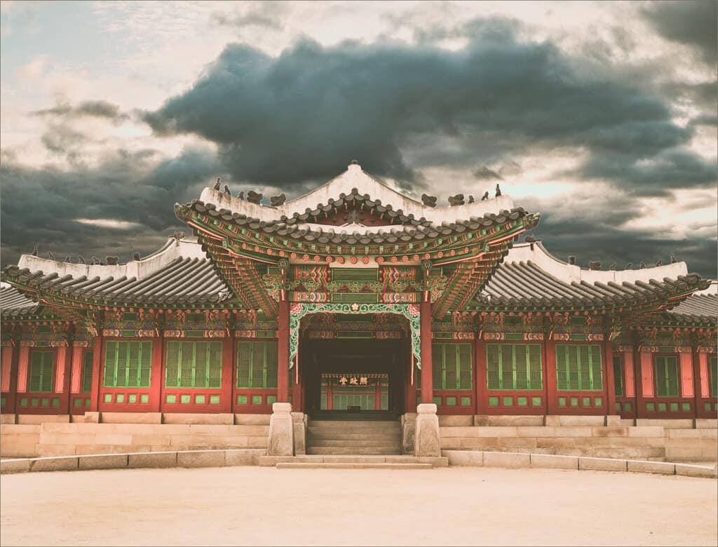 Visit Changdeokgung Palace