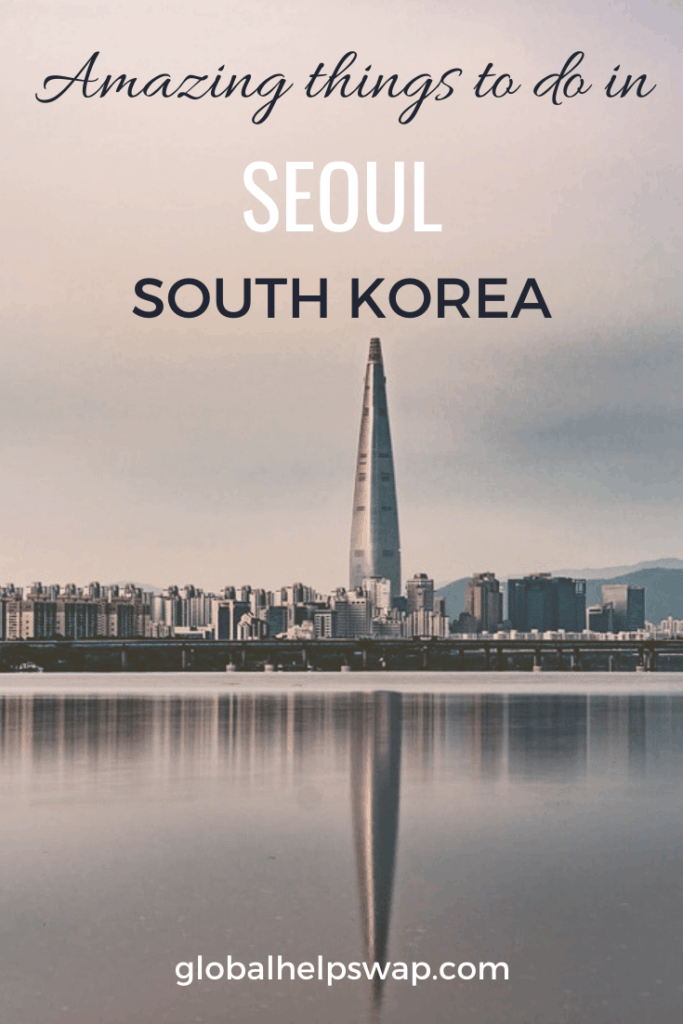 What to do in Seoul South Korea