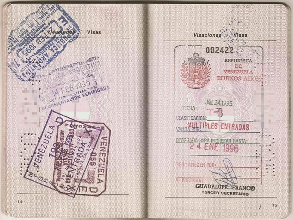 Applying for Visas